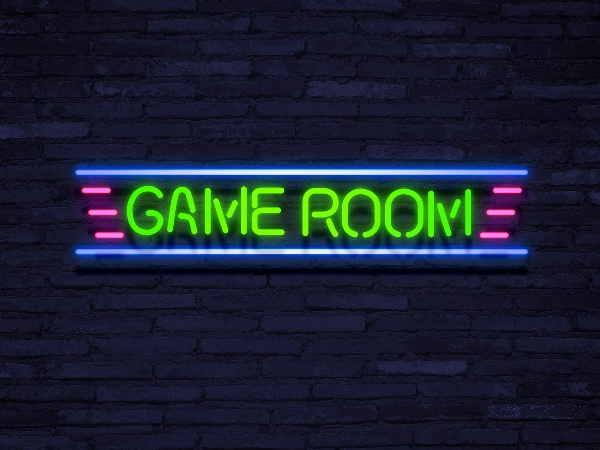 neon Game Room